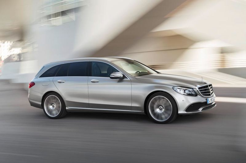 New Mercedes C-class Saloon And Estate Receive Plenty Updates 1