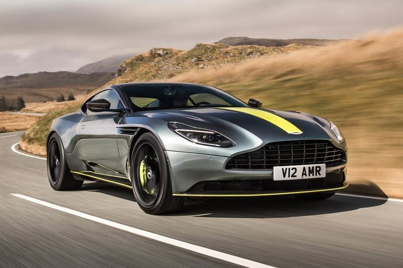 New Aston Martin Db11 Amr Revealed With 630bhp 1