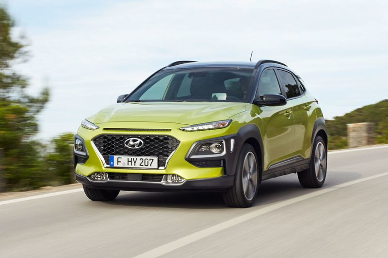 New Hyundai Kona N Performance Suv In Line For 247bhp 1