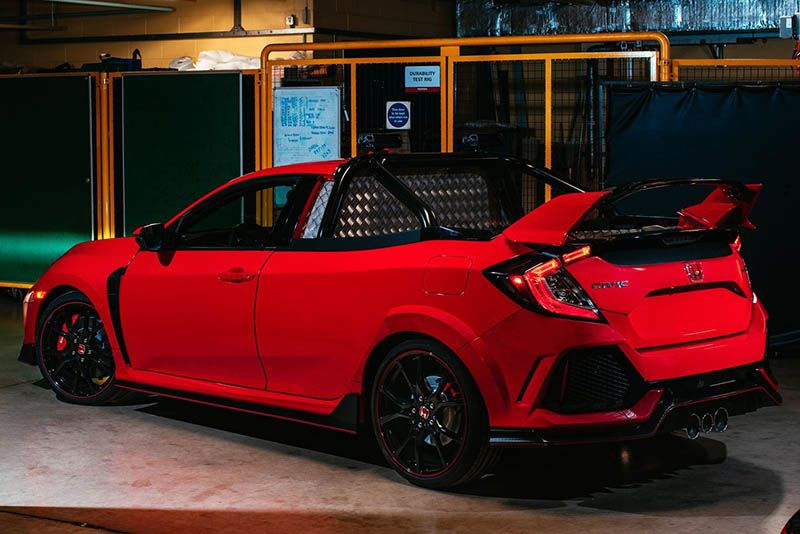 Er... A Civic Type-r Bakkie? Yes, Really! 1