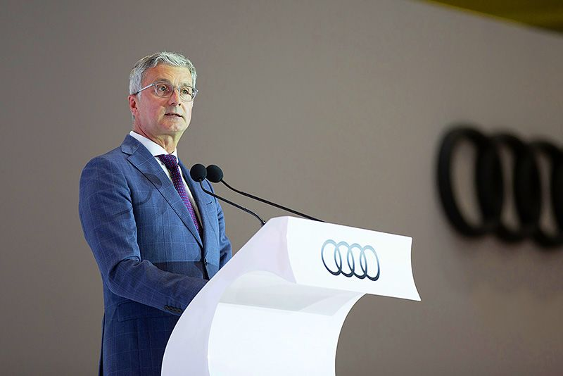 Audi Chief Rupert Stadler Arrested In Dieselgate Scandal 1