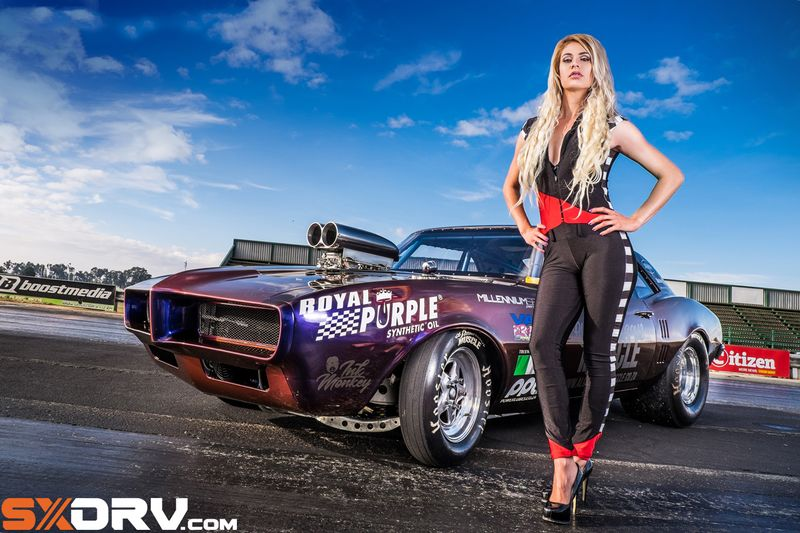 LEILA LERM – ALL AMERICAN MUSCLE 1968 PONTIAC FIREBIRD – EXCLUSIVE INTERVIEW & PICTURES