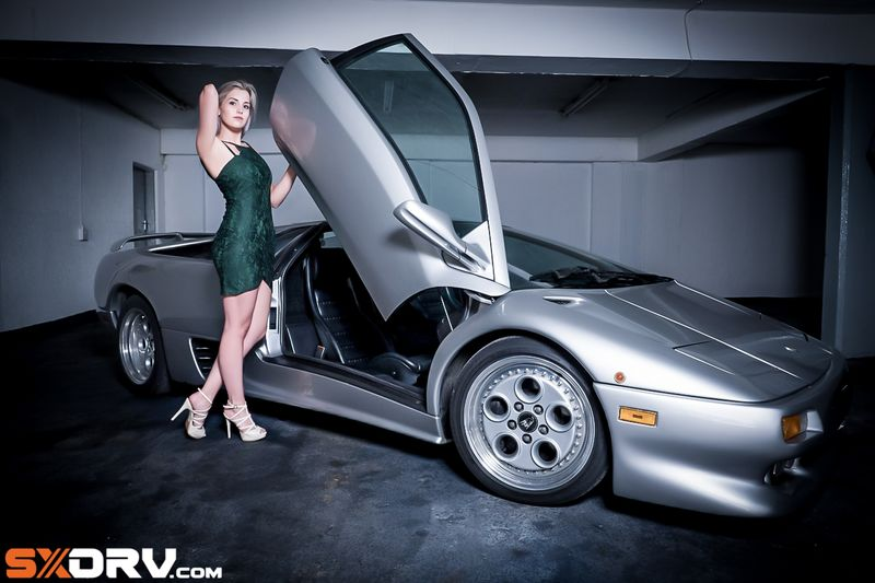 Video: Wendy Vr – Lamborghini Diablo Vt – Exclusive Feature 1