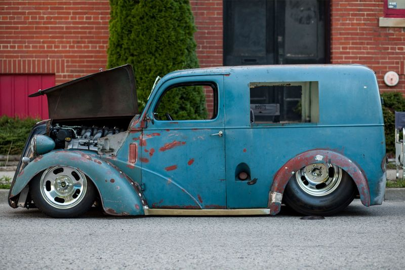 Mental Thames Wagon Hot Rod... And Then Some 1