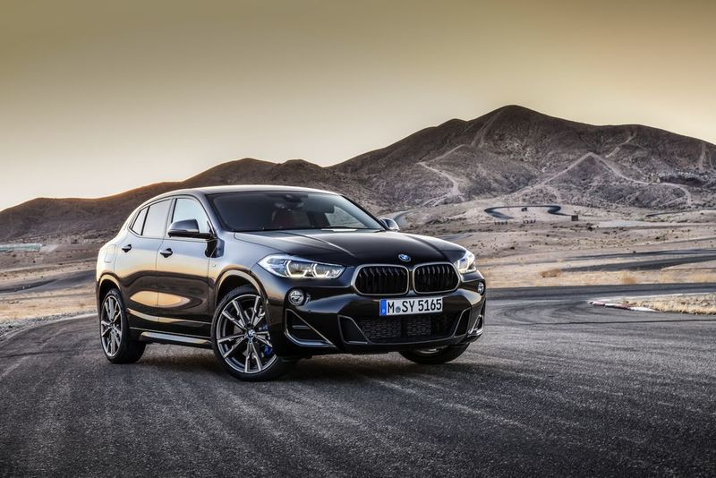 The New BMW X2 M35i Is An Inline-Four Preview Of The Next Hot 1-Series 1