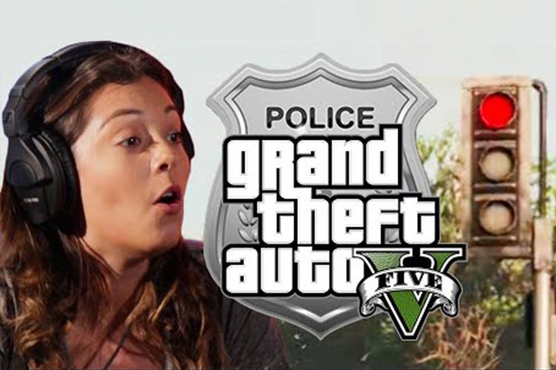 Police Officer Plays GTA 5 Without Breaking Any Laws 1