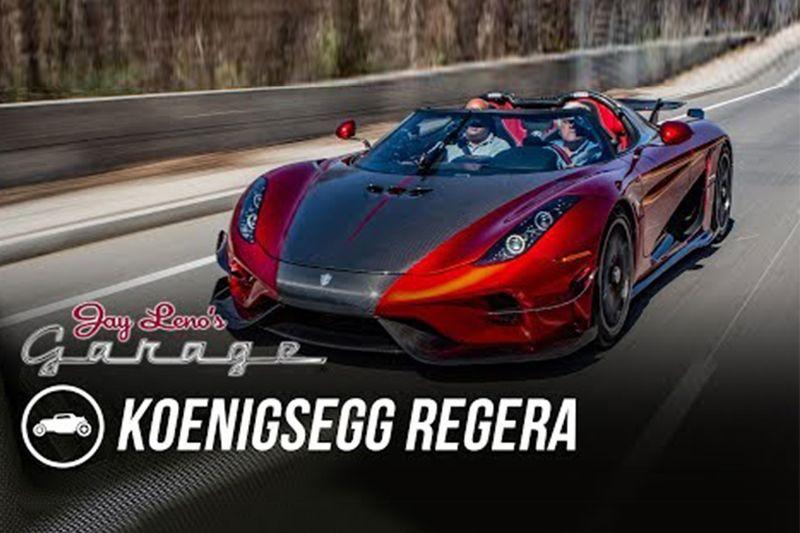 2018 Koenigsegg Regeria – Jay Leno
