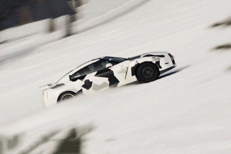 Crazy Nissan GTR Hit