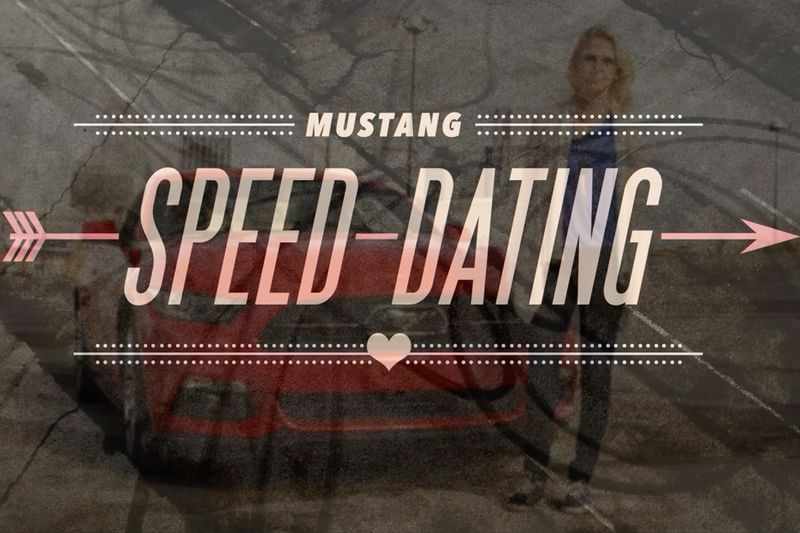 Speed Dating Prank In A 2015 Ford Mustang! Babe Can DRIVE! 1