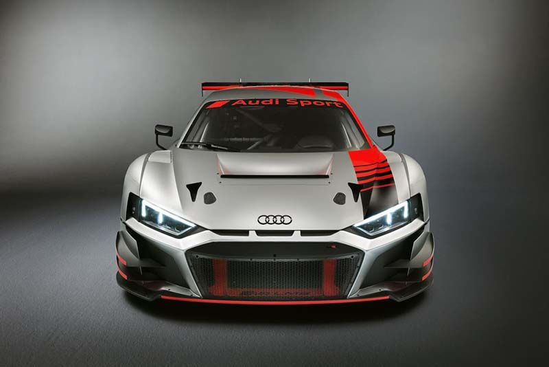 The All New Audi R8 LMS GT3 Evolution 1