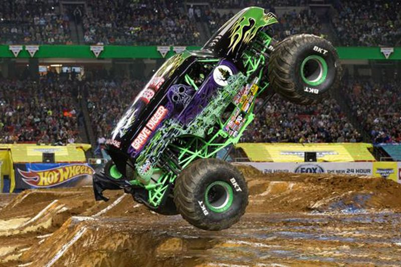Monster Jam Heading To South Africa In 2019 1