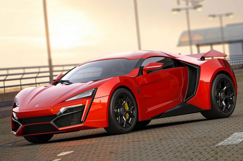 An Indepth Look At The Lykan Hypersport With Supercar Blondie 1