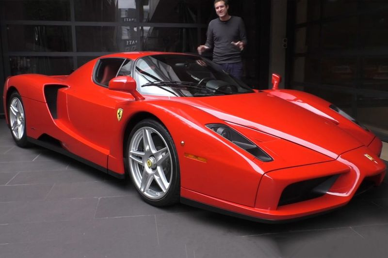 Ferrari Enzo – In-Depth Overview 1