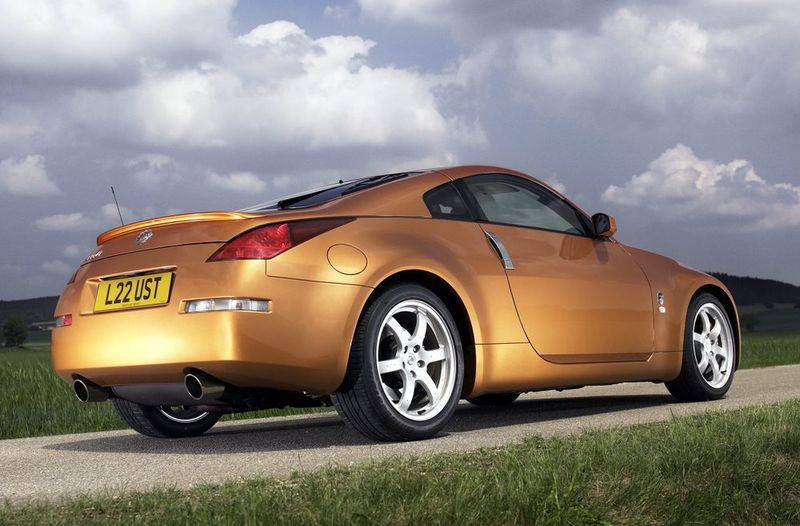 5 Cars That Share An Engine With The Nissan 350Z 1