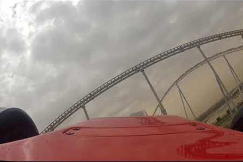 Ferrari Formula Rossa – Fastest Roller Coaster In The World 1