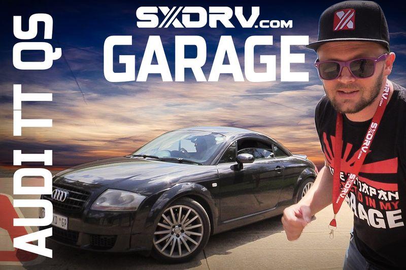 SXdrv Garage – Audi TT QS 1