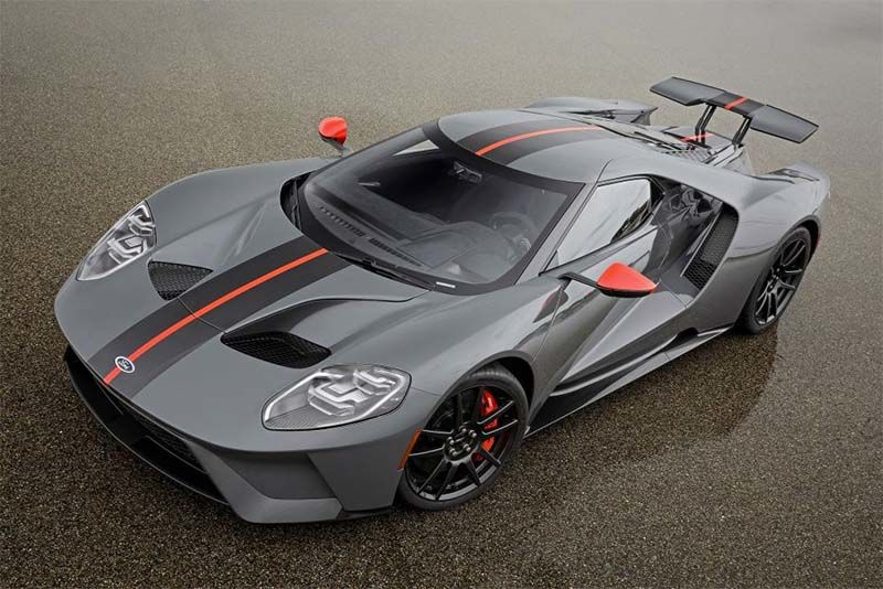 Ford Reveals The Exclusive GT Carbon Edition 1