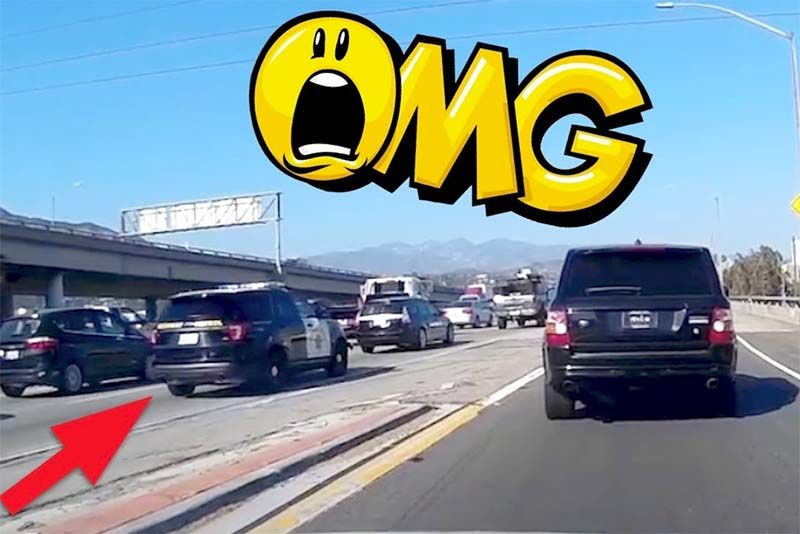 Instant Karma And A Chunk Of Road Rage 1
