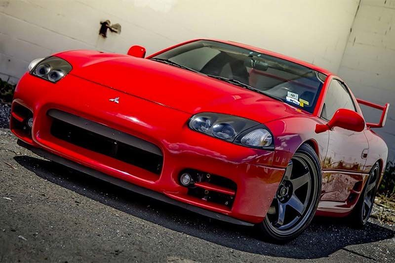 Looking Back: The Awesome 1999 Mitsubishi 3000GT VR-4 1