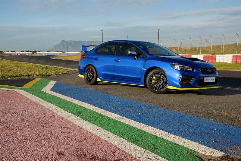 Subaru WRX STI Diamond Edition – Destined For ZA Only 1