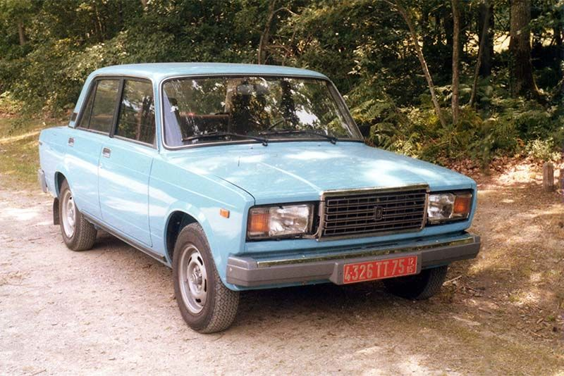 How Bad Are Russian Cars From The Past? Hmmm... 1