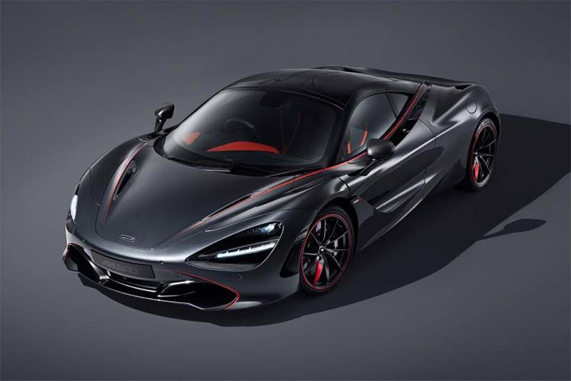 Mclaren Reveals The One-Off 720S Stealth Theme 1