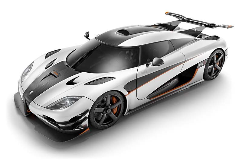 Ever Wonder How A Koenigsegg One:1 Is Made? 1