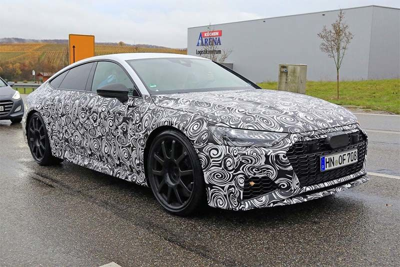 Check Out The 2019 Audi RS7