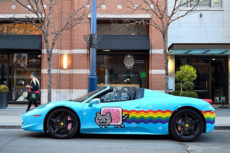 Top 10 Badass Celebrity Cars 1