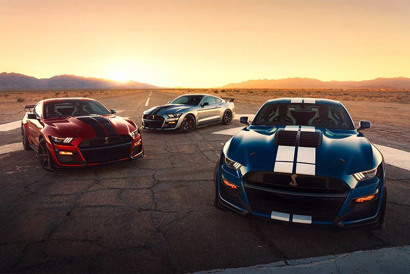 Shelby Mustang GT500 With 700+bhp Revealed At DMS 1