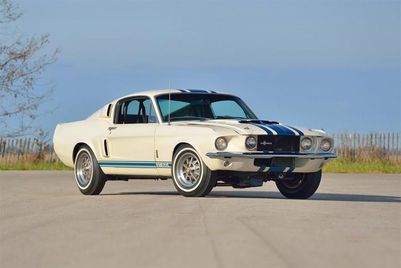 1967 Shelby GT500 Super Snake Breaks Record On Auction 1