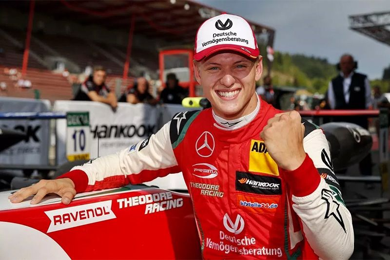 Ferrari Signs Mick Schumacher To Its Driver Academy 1