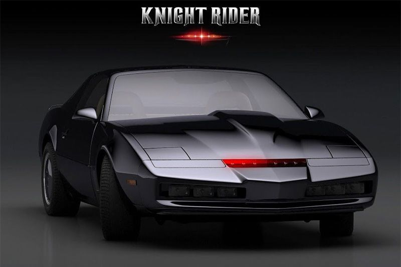 This Knight Rider KITT Replica Is Mind Blowing 1