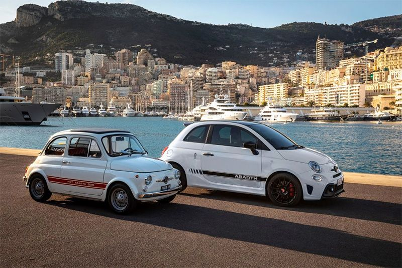 Abarth Celebrates 70 Years With A New Range 1