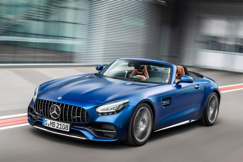 2019 Mercedes AMG GT: Price and specifications confirmed 1