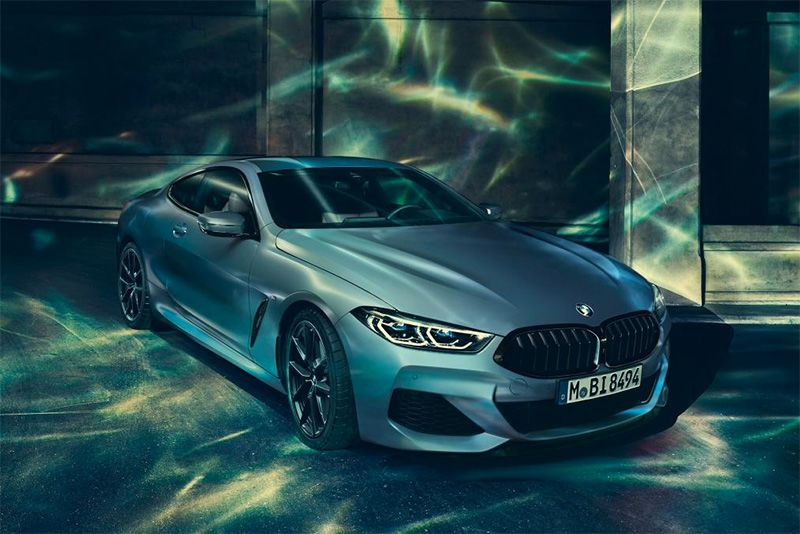 BMW Announces Their M850i xDrive Coupe First Edition 1