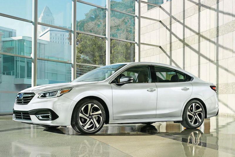 The 2020 Subaru Legacy Is Getting A Turbocharger... Again! 1