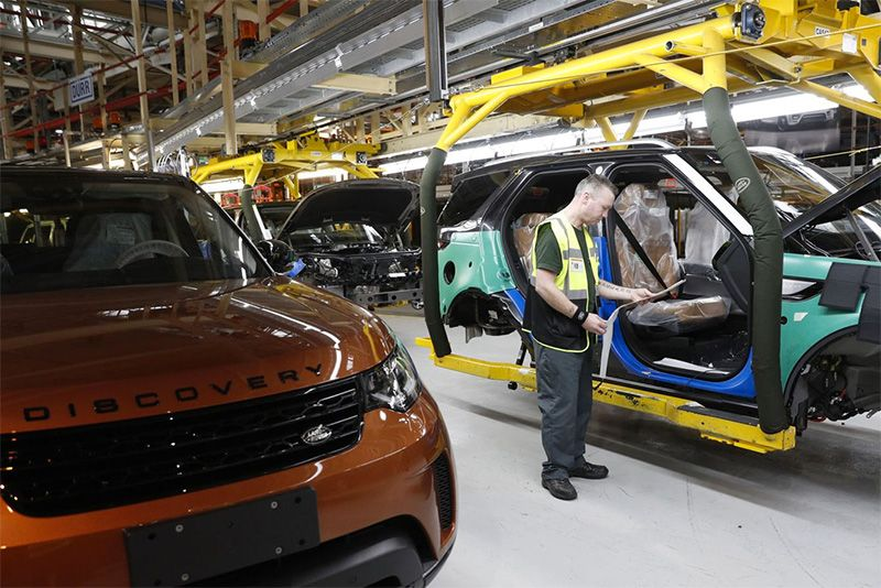 Fourth Consecutive Quarter Loss For Jaguar Land Rover 1