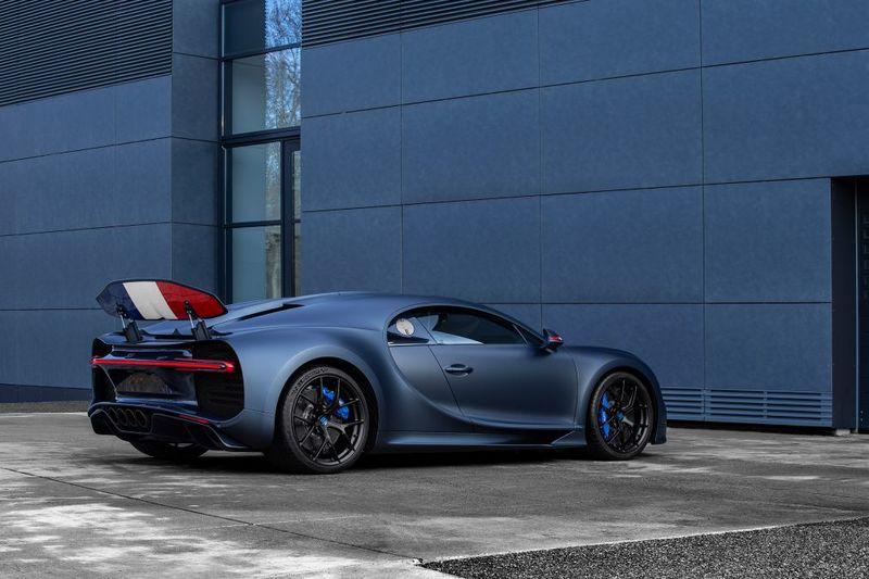 Bugatti Reveals 110th Sport Special Anniversary Edition Chiron 1