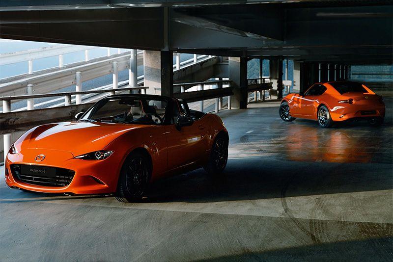 Mazda MX-5 Miata 30th Anniversary Edition Is Here 1