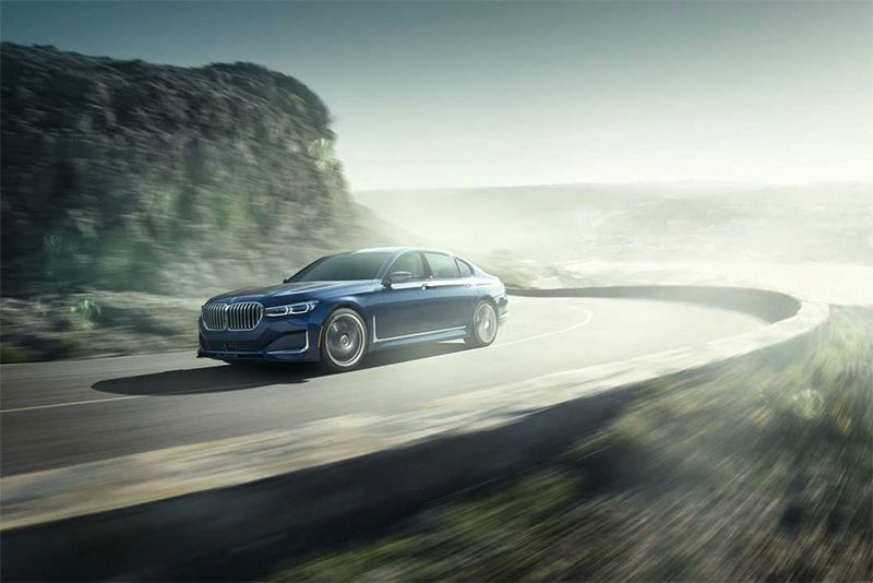 The 2020 Alpina B7 Is The World