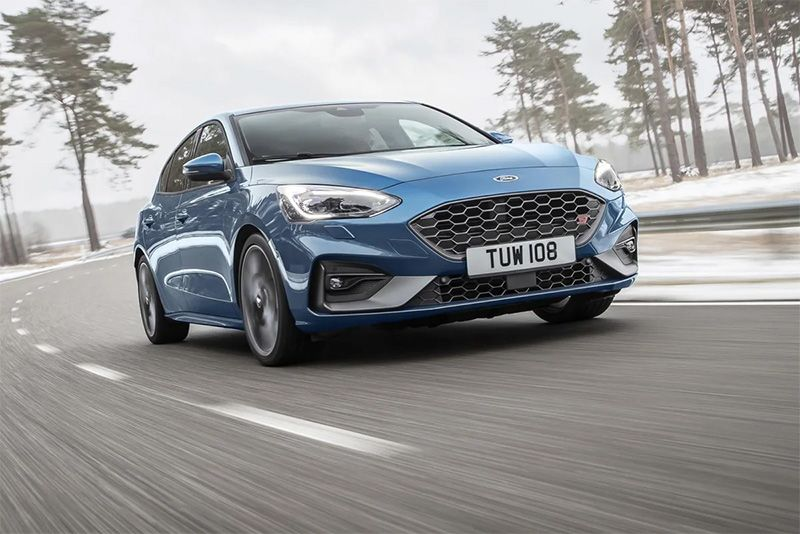 Say Hello To The Latest Ford Focus ST 1