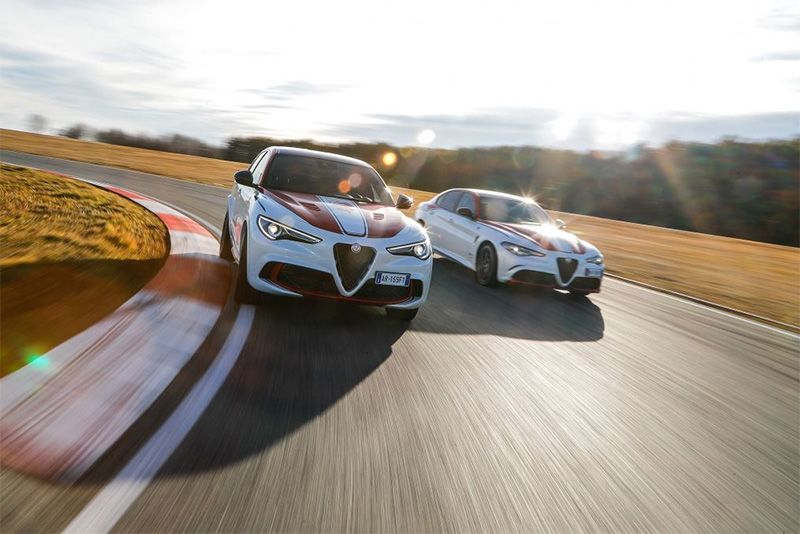 Alfa Romeo Giulia and Stelvio Quadrifoglios Get Special F1-Inspired Treatment 1