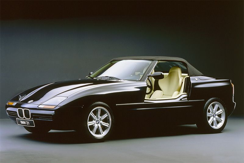 BMW Z1: The Weirdest BMW You Probably Haven