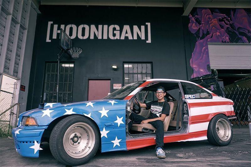 The Hoonigan Sh*tcar Gets An eBay Turbo 1