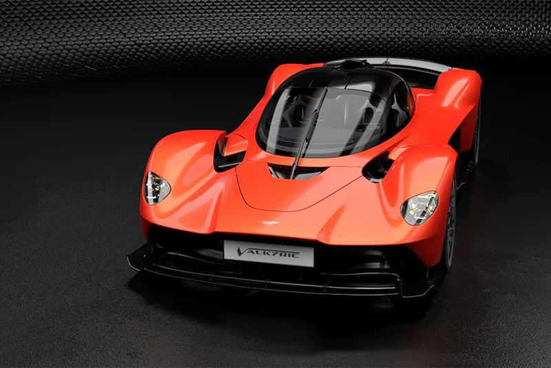 1160bhp For The Aston Martin Valkyrie Hypercar 1