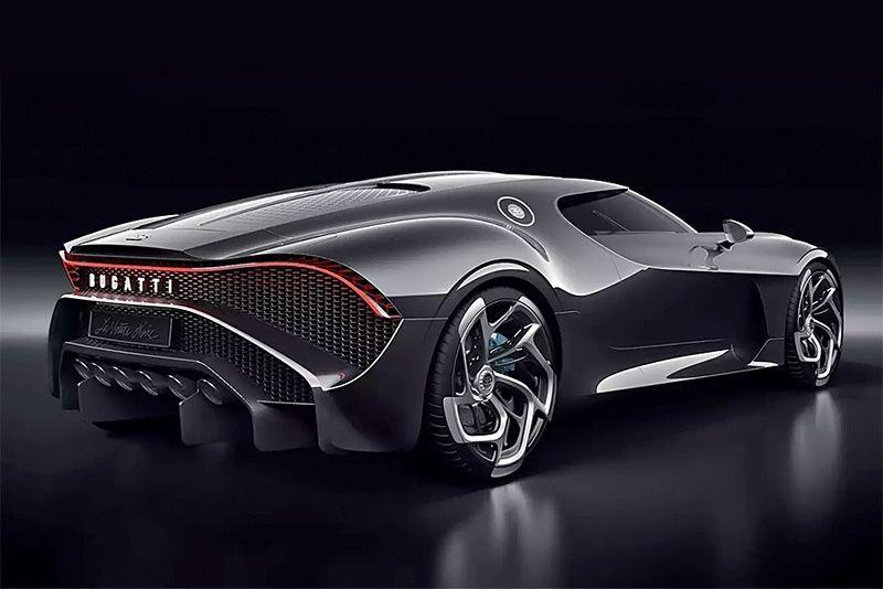 Bugatti La Voiture Noire Is The Most Expensive New Car Ever 1