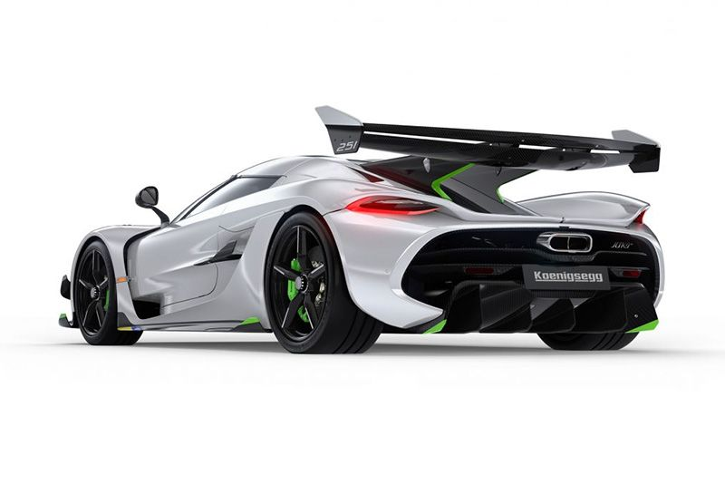 Koenigsegg Jesko Hypercar Revealed With 1600bhp 1