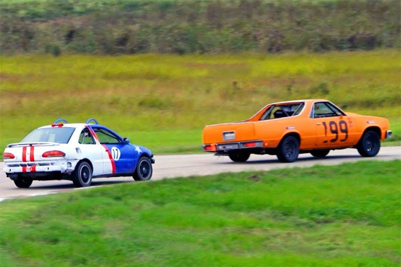 24 Hours Of Lemons With Travis Pastrana 1