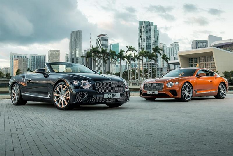 Revealed: Bentley Continental GT V8 Coming Soon 1